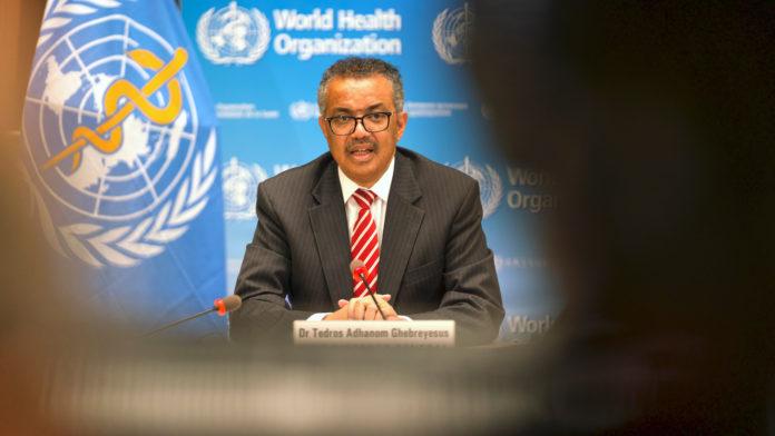 """La OMS pide """"no cerrar los ojos"""" ante la pandemia de coronavirus"""
