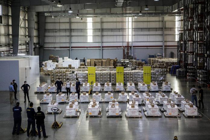 Las vacunas que son distribuidas en la provincia de Buenos Aires