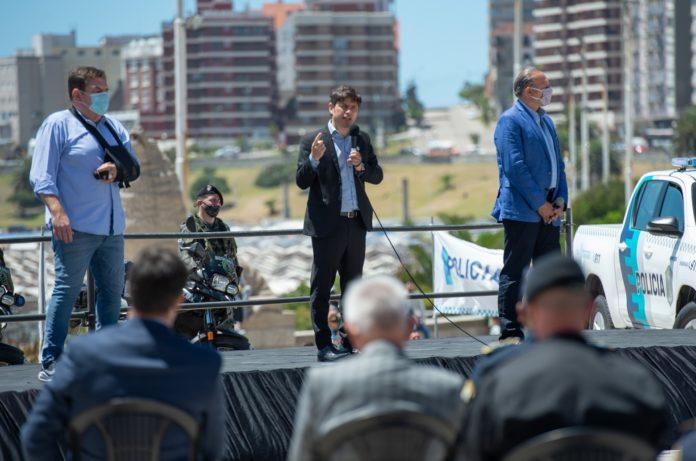"""De Sol a Sol: Kicillof lanzó operativo rebautizado para un """"verano muy distinto"""""""