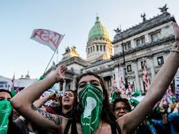 El Senado volverá a ser centro de manifestaciones pro y anti aborto el martes