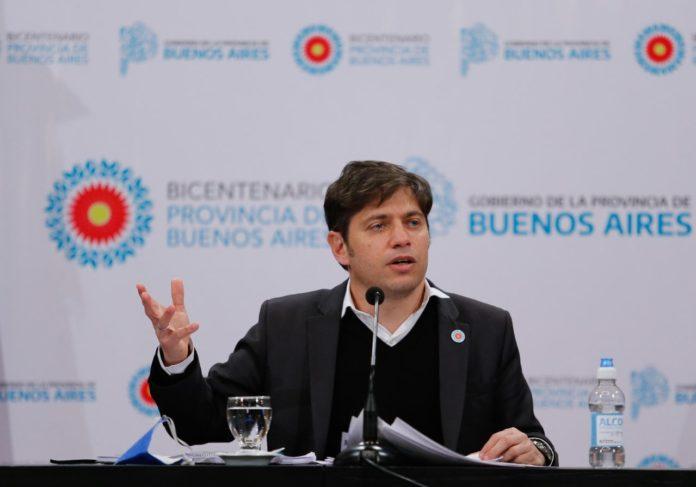 El gobernador trazó un balance de su gestión que incluyó duras críticas a Juntos por el Cambio.