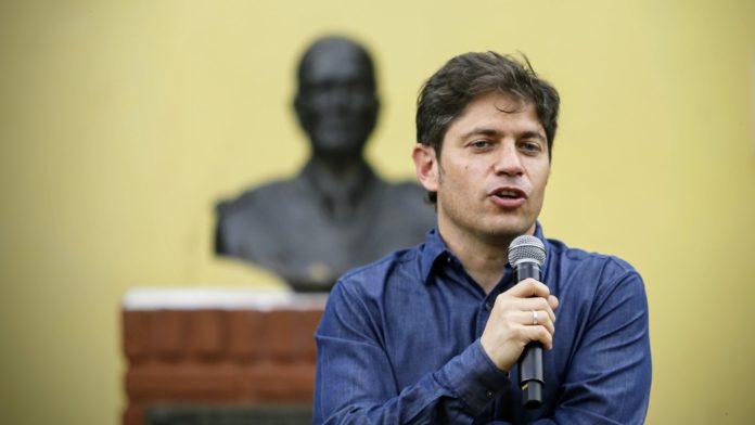 Kicillof dijo que la Provincia necesita recursos para atender problemas estructurales