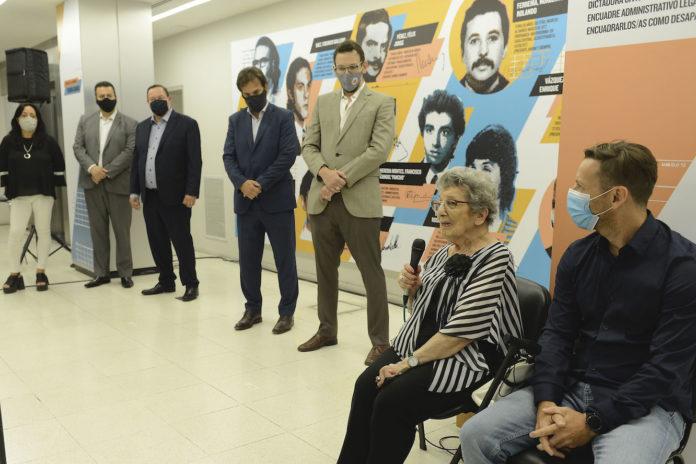 El Banco Provincia relanzó el espacio que recuerda a sus trabajadores desaparecidos