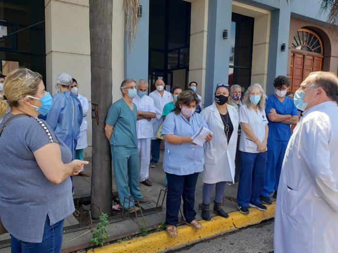 Los profesionales de la salud nucleados en Cicop evaluarán la propuesta salarial formulada en las últimas horas por el Gobierno bonaerense