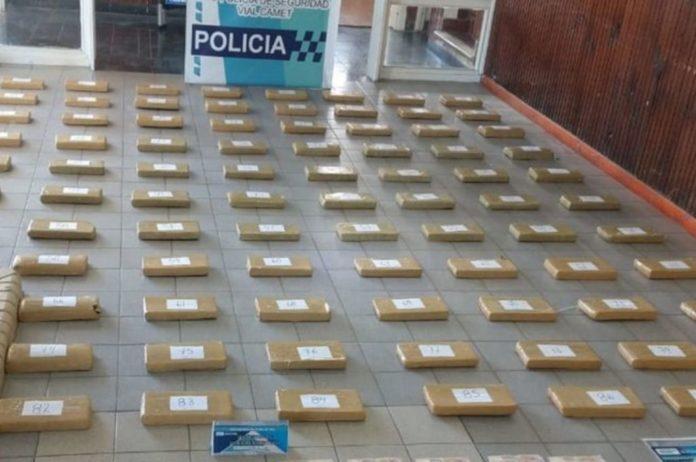 Mar del Plata: detienen a funcionario del Consejo Escolar con 90 kilos de marihuana