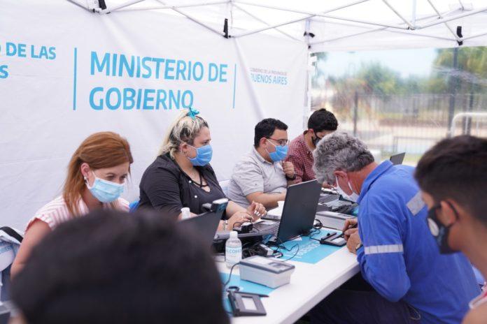 El Gobierno bonaerense puso en marcha programa para tramitar DNI en los barrios