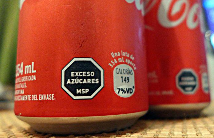 Octógonos negros. Ese sistema de etiquetado ya se utiliza en países de la región, como Uruguay y Perú.