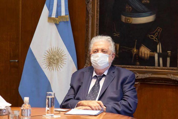 """Días atrás el ministro de Salud nacional explicó que Pfizer cambió las condiciones del acuerdo y que algunas cuestiones son """"inaceptables""""."""