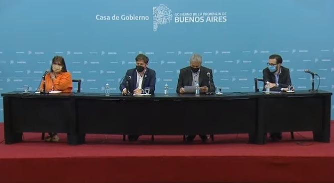 Kicillof firmó convenios con Nación y volvió a poner en debate los problemas de acceso a la tierra