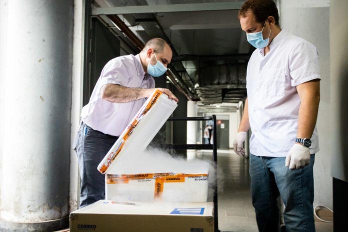 Coronavirus: empieza la vacunación en 110 hospitales de 89 municipios bonaerenses