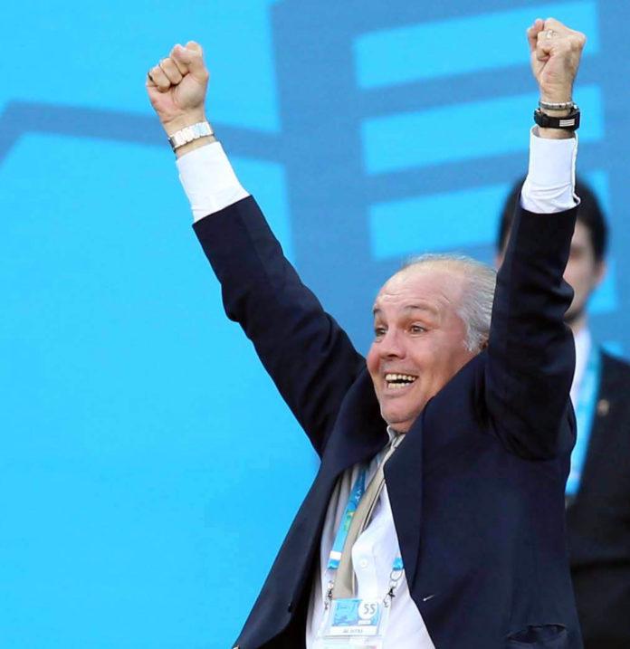 Otro golpe al corazón: falleció Alejandro Sabella, padre de la Argentina subcampeona del mundo