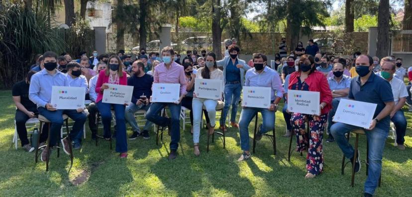Internas de la UCR: Posse y Abad intensifican su campaña en la carrera por el Comité Provincia