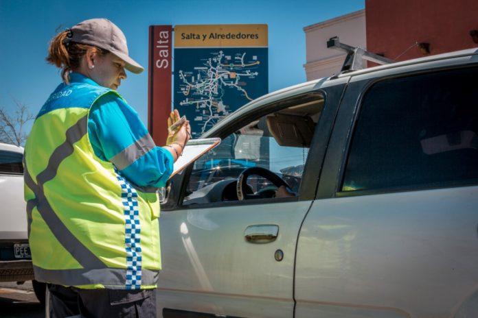 Seguridad vial realizará controles de alcoholemia simultáneos en todo el país