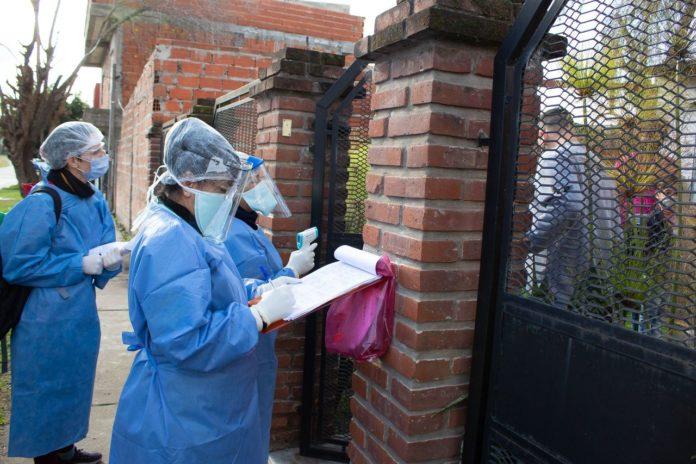 Coronavirus en el país: 3.213 nuevos casos y otras 98 muertes