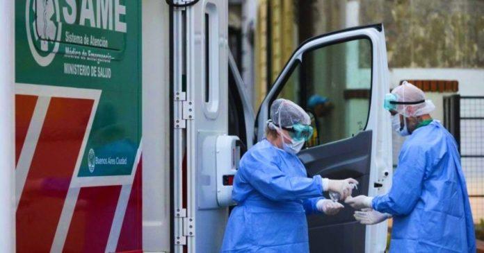 Coronavirus: hoy se confirmaron 5.853 casos y las muertes casi son 42 mil