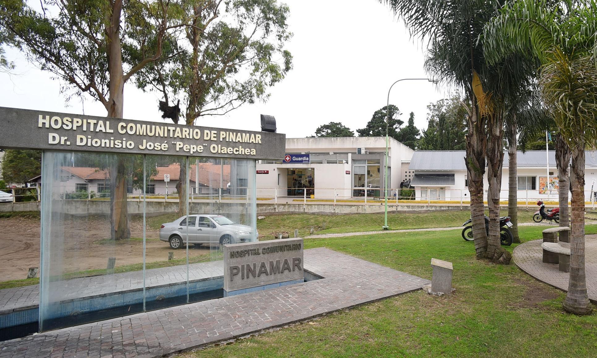 """Médicos de Pinamar denuncian que """"el Ejecutivo no responde los reclamos""""."""
