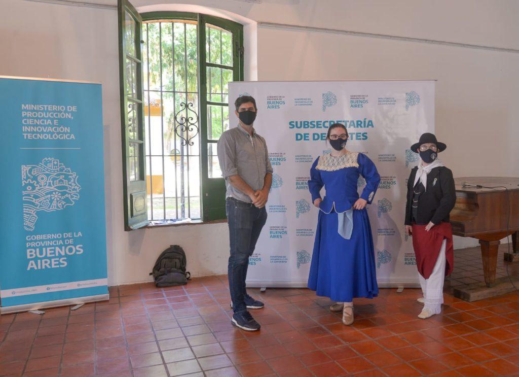 Durante la etapa regional, la selección de obras se realizó en espacios culturales de la provincia. (Deportes)