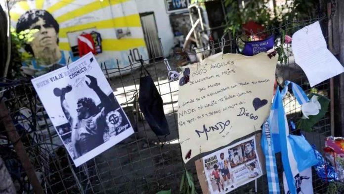 Diego Armando Maradona falleció el jueves 25 de noviembre y continúa el estudio de sus horas previas.