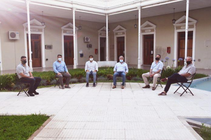Más señales en la interna de JpC: Ahora Passaglia reunió a un grupo de intendentes