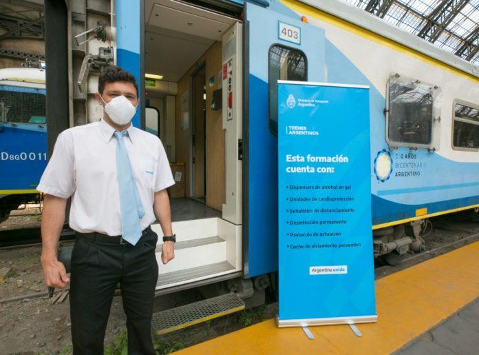 Trenes: suman una segunda frecuencia diaria entre Buenos Aires y Mar del Plata