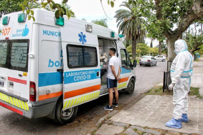 Coronavirus en Argentina: 7.264 nuevos casos y 112 muertes en las últimas 24 horas