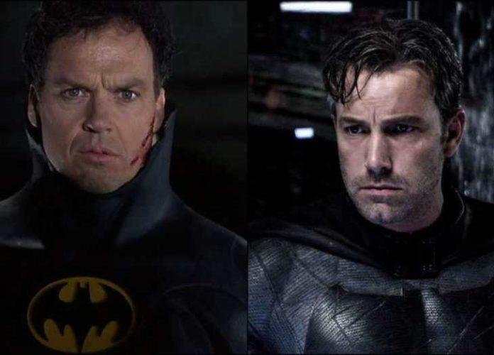 Michael Keaton no reemplazará a Ben Affleck como el Batman del Universo Extendido de DC