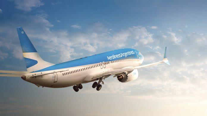 El avión de Aerolíneas que traerá las vacunas llegará a Moscú después del mediodía