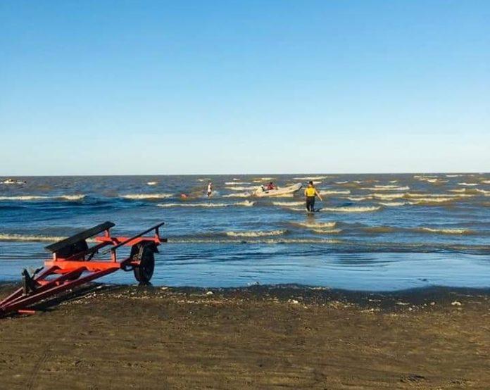 Berisso: se metió al Río de la Plata junto a su novia y murió ahogado