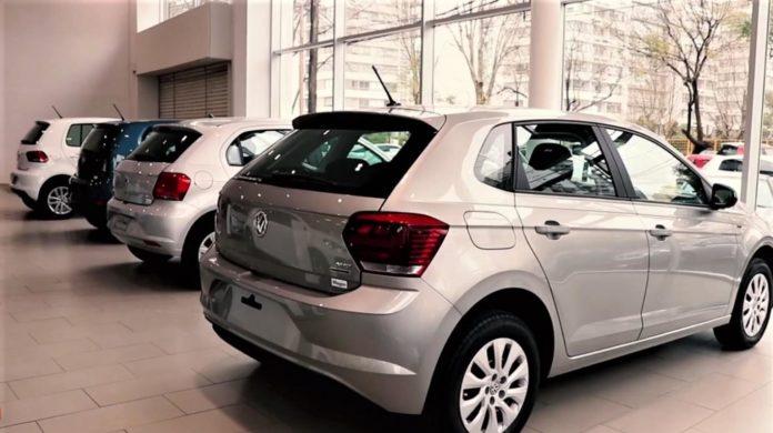 Aumentó un 9,9% el patentamiento de vehículos durante enero