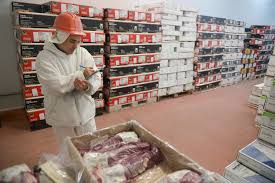 Las exportaciones de carne vacuna cayeron 12,5% el año pasado