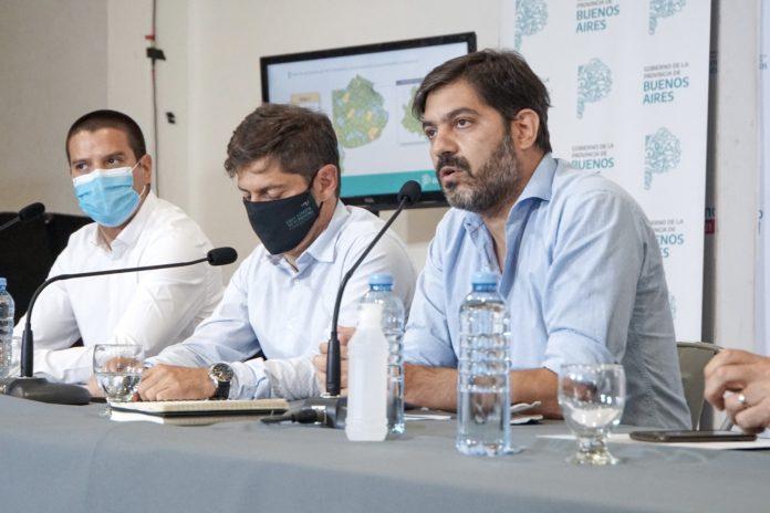 Coronavirus: 15 distritos bonaerenses bajaron de fase por el incremento de casos