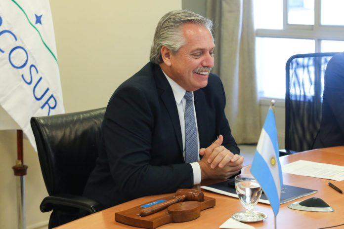 """Cambio climático: Fernández pidió """"mayor compromiso"""" de las potencias"""