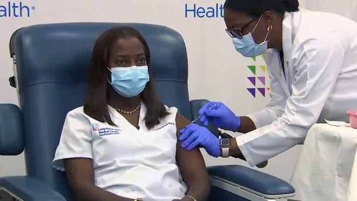 Estados Unidos está entre los países con más vacunas aplicadas