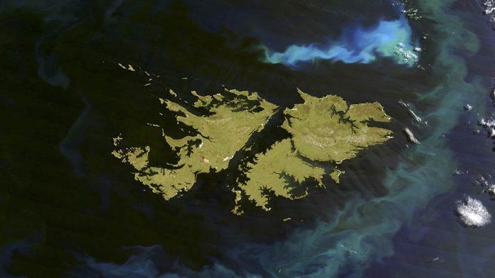 Reclaman que en el informe del subdirector de la OPS, las Malvinas aparecen incorrectamente identificadas