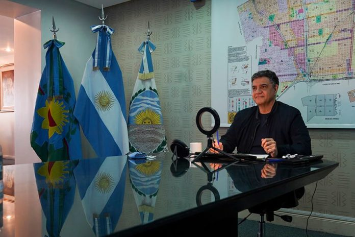 Jorge Macri criticó la vacunación en escuelas y rechazó uso de locales partidarios para inscripciones