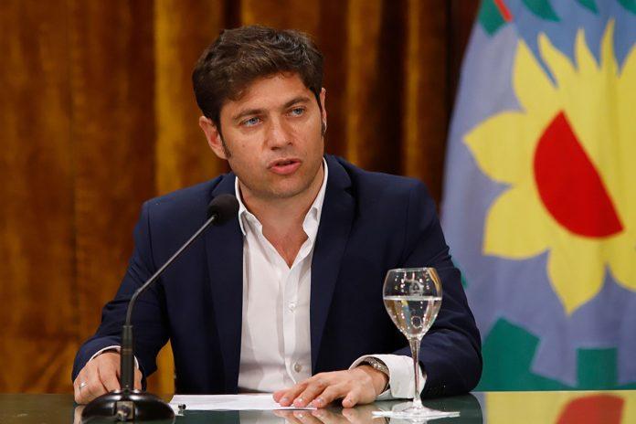"""Suspensión de las PASO: """"No es un tema prioritario para mí"""", dijo Kicillof"""