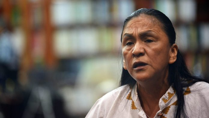 """""""La Corte que la corte"""": Larroque suma a La Cámpora a jornada por Milagro Sala"""