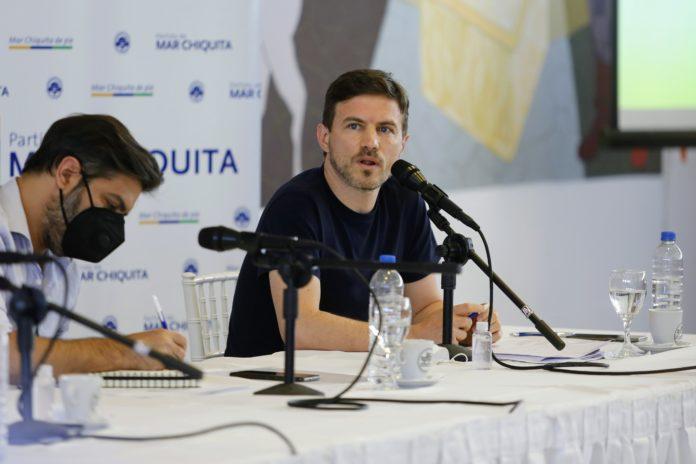 El ministro de la Producción bonaerense, Augusto Costa