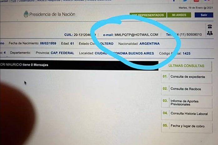 """""""MMLPQTP"""": ingresaron a la cuenta de Anses de Macri y modificaron todos sus datos"""