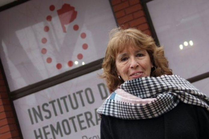 "La exfuncionaria Nora Etchenique fue declarada ""ciudadana ilustre post mortem"""