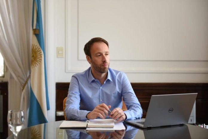 El ministro de Hacienda y Finanzas de Axel Kicillof