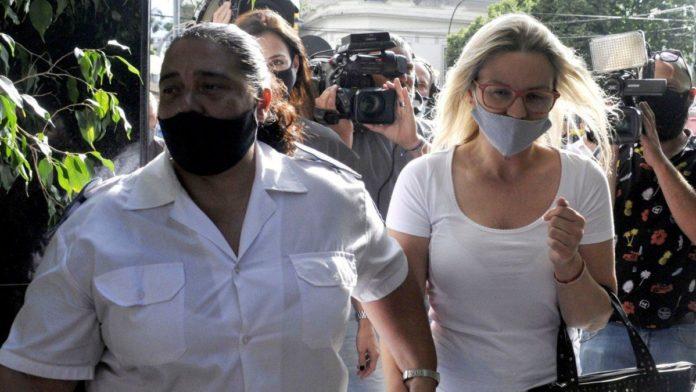 Piparo intentó beneficiar a su marido, pero la denunciarán por falso testimonio