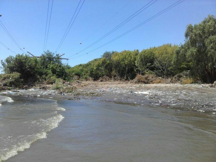 El cadáver fue encontrado en un incendio en la zona costera de Quilmes.
