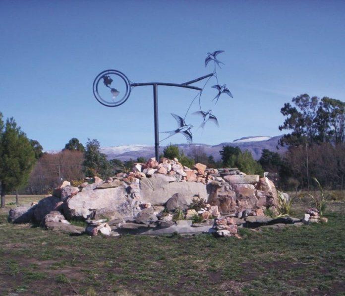 Villa Ventana recibe todos los años a los pájaros viajeros que vienen desde California, EE.UU. (Subsecretaría de Turismo)