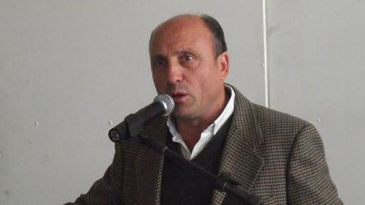 El flamante presidente de Carbap, Horacio Salaverri.