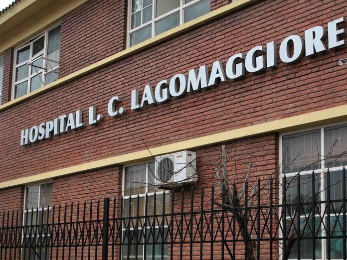 Aarón nació, con 3.060 kg, en el Hospital Lagomaggiore de la ciudad de Mendoza.