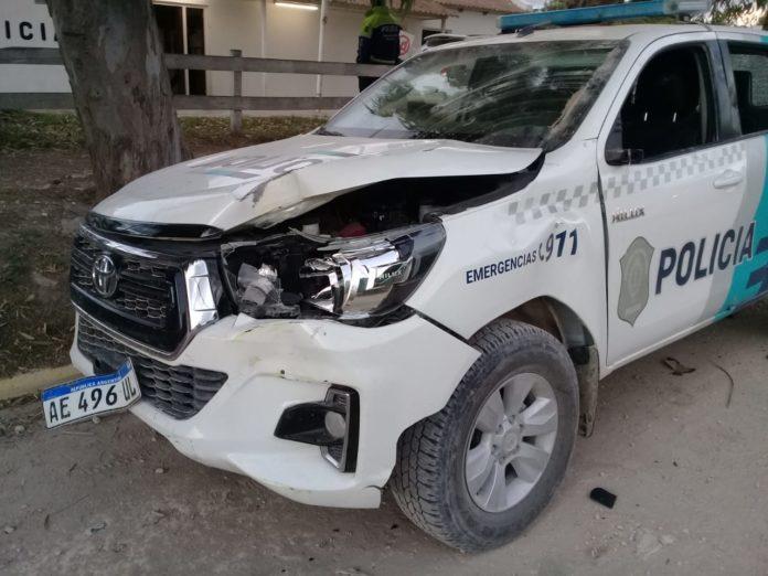 Furia en Reta: disparos al aire, enfrentamiento y destrozos en la comisaría