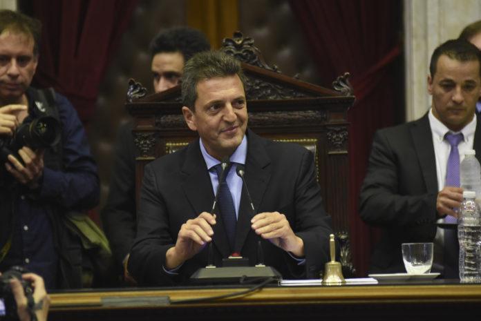 """Massa sobre el campo: """"Es uno de los motores de la economía argentina"""""""