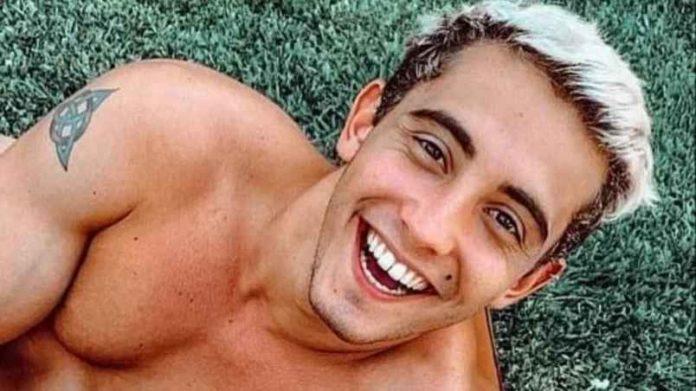 Matías Montín, el joven agredido en bar del complejo La Normandina, en Mar del Plata.