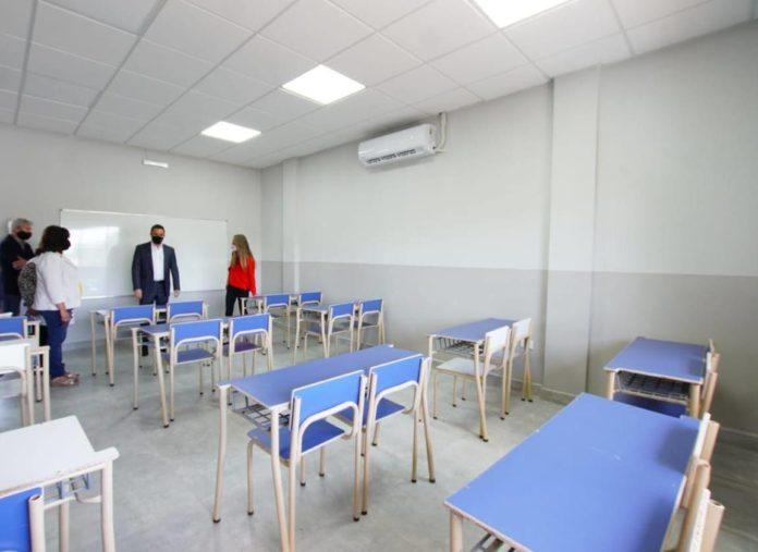 Provincia habilitará clubes y otras instituciones como aulas alternativas para ampliar presencialidad
